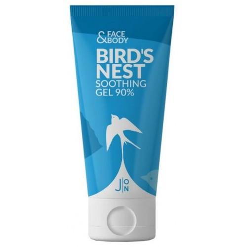 Гель универсальный с экстрактом ласточкиного гнезда J:ON Face & Body Bird's Nest Soothing Gel 90%