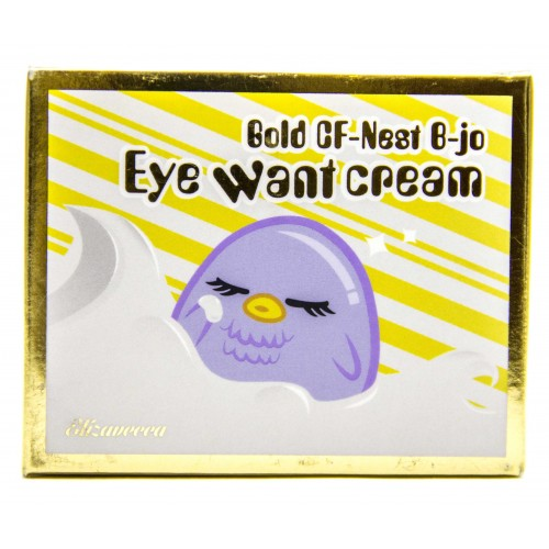 Крем для век Elizavecca Gold CF-Nest B-jo Eye Want Cream