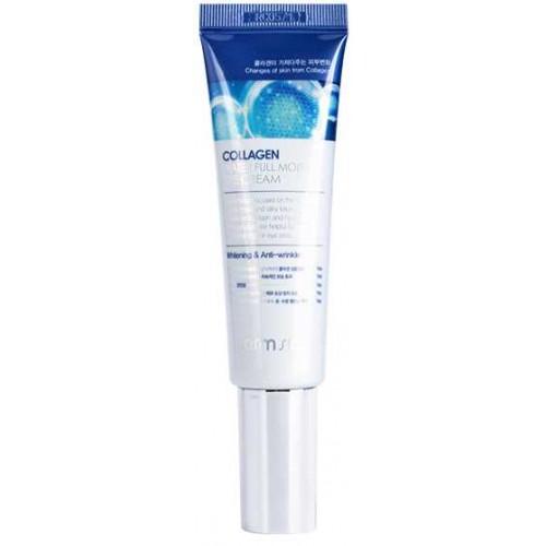 Увлажняющий крем с коллагеном для зоны вокруг глаз FARMSTAY Collagen Water Full Moist Eye Cream