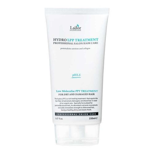 Увлажняющая маска для сухих и поврежденных волос LADOR Eco Hydro LPP Treatment