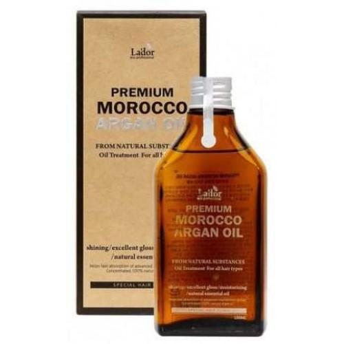 Натуральное аргановое марокканское масло для волос La'dor Premium Morocco Argan Oil