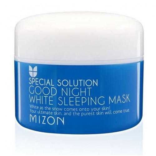 Ночная осветляющая маска с ароматом лаванды Mizon Special Therapy Good Night White Sleeping Mask