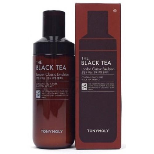 Антиоксидантная эмульсия с экстрактом черного чая TONY MOLY Black Tea London Classic Emulsion