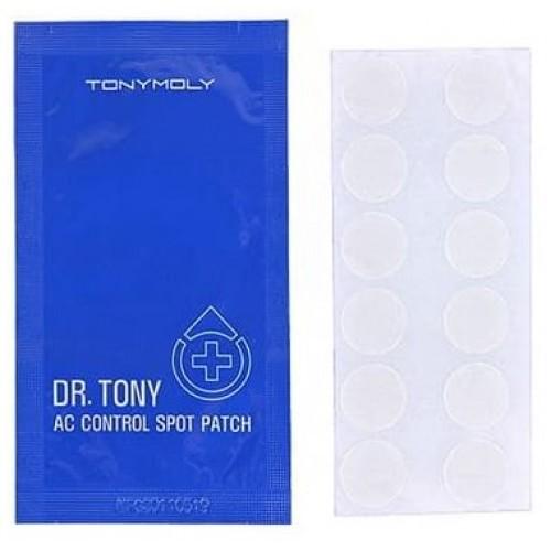Патчи от воспалений Tony Moly Tony Lab AC Control Spot Patch