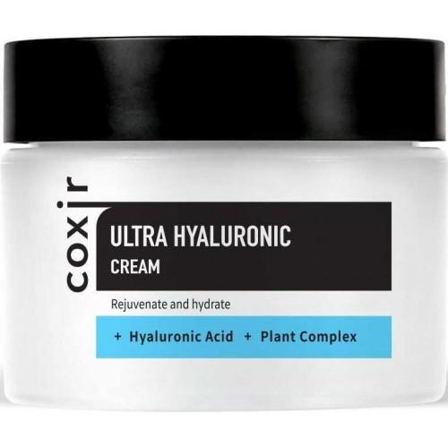 Ультраувлажняющий крем с гиалуроновой кислотой COXIR Ultra Hyaluronic Cream