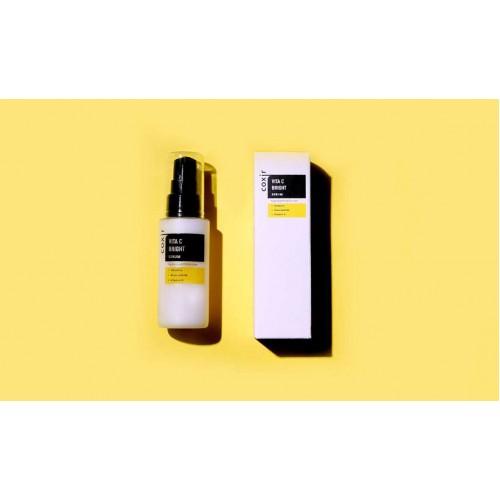 Витаминная сыворотка для сияния кожи COXIR Vita C Bright Serum