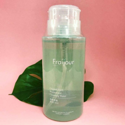 Жидкость для снятия макияжа с экстрактом полыни EVAS Fraijour Original Herb Wormwood Cleansing Water