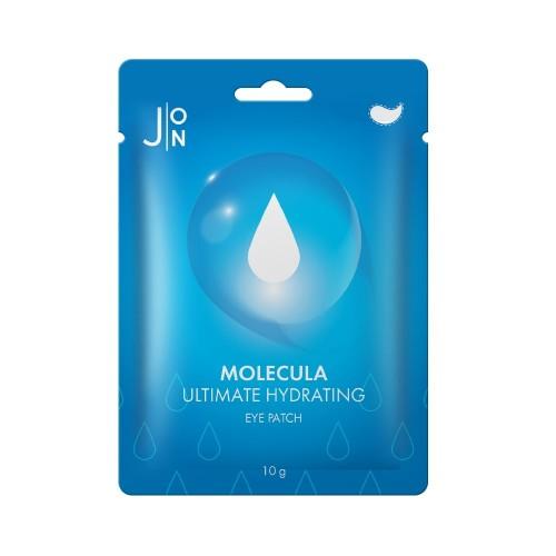 НАБОР Тканевые патчи для глаз УВЛАЖНЕНИЕ J:ON Molecula Ultimate Hydrating Eye Patch