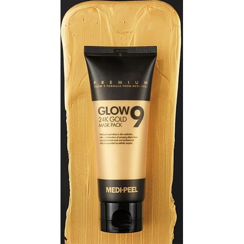 Золотая маска-пленка MEDI-PEEL Glow 9 24K Gold Mask Pack 100 ml