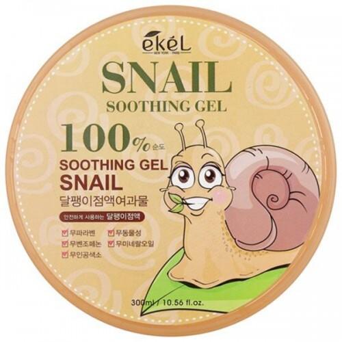 Универсальный гель с улиточным экстрактом EKEL Snail Soothing Gel 100%