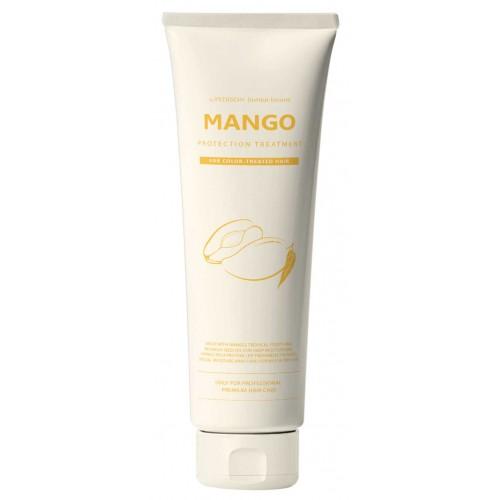 Маска с экстрактом манго для сухих волос EVAS Pedison Institut-beaute Mango Rich LPP Treatment 100 ml
