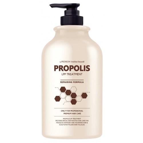 Маска с прополисом для хрупких и поврежденных волос EVAS Pedison Institut-beaute Propolis LPP Treatment 500ml