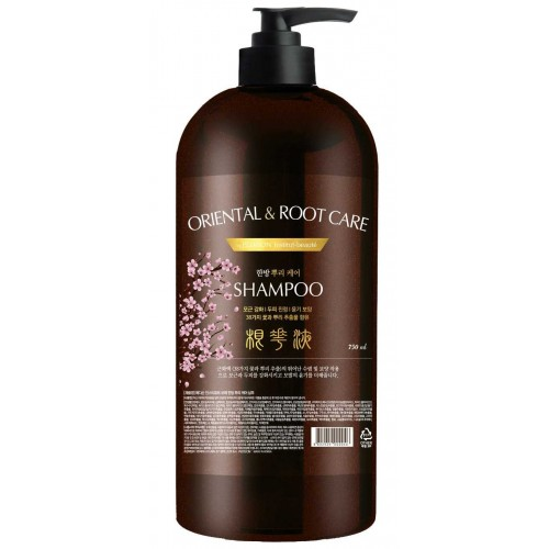 Шампунь с восточными травами EVAS Pedison Institut-beaute Oriental Root Care Shampoo
