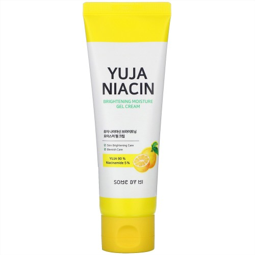 Крем-гель для выравнивания тона Some By Mi Yuja Niacin Brightening Moisture Gel Cream