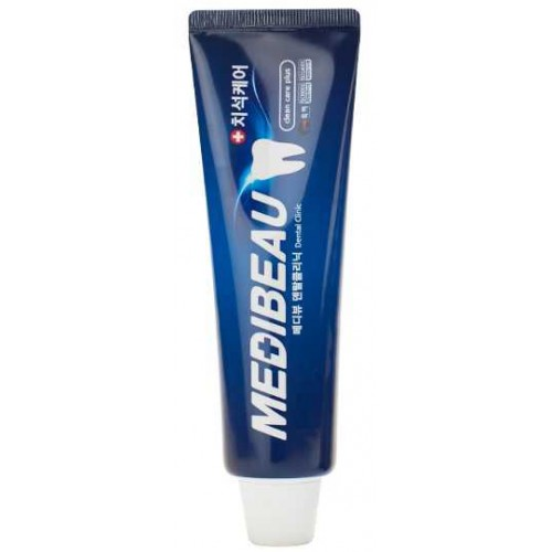 Зубная паста комплексный уход Medibeau Dental Clinic Toothpaste