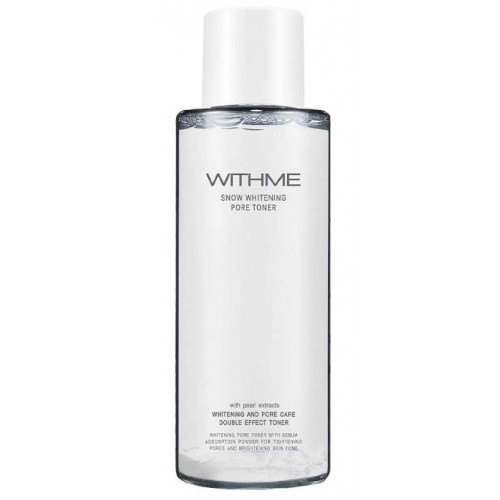 Осветляющий тонер для лица Withme Snow Whitening Pore Toner 500ml